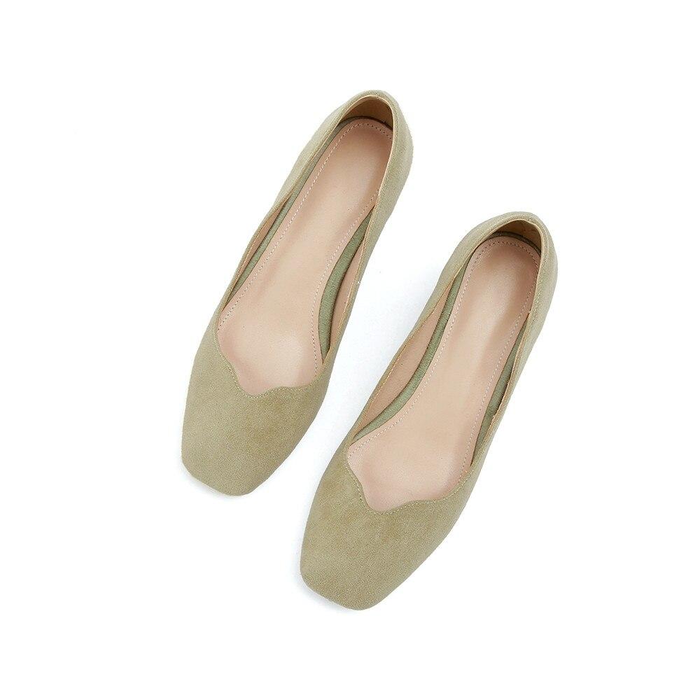 Asumer Femme Printemps Lotus nude 33 Color Arrivée Mode Peu Chaussures caramel Color Femmes Profonde Med 43 Automne Taille Pink Talon 2018 Carré light Pompes Green Nouvelle Talons Bout rwq0RrE