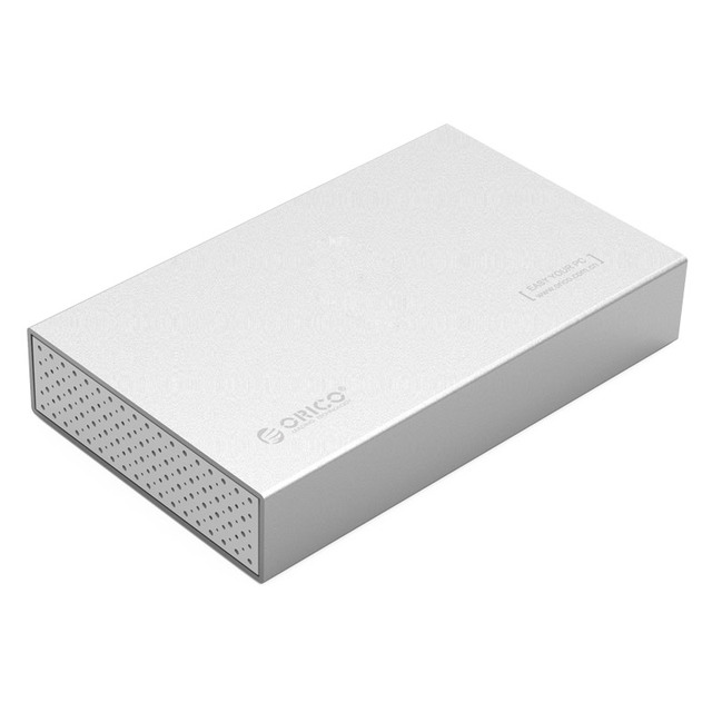 ORICO 3518S3 3.5-inch hard disk box sata3.0 desktop hard drive box USB3.0 mobile hard disk box aluminum alloy