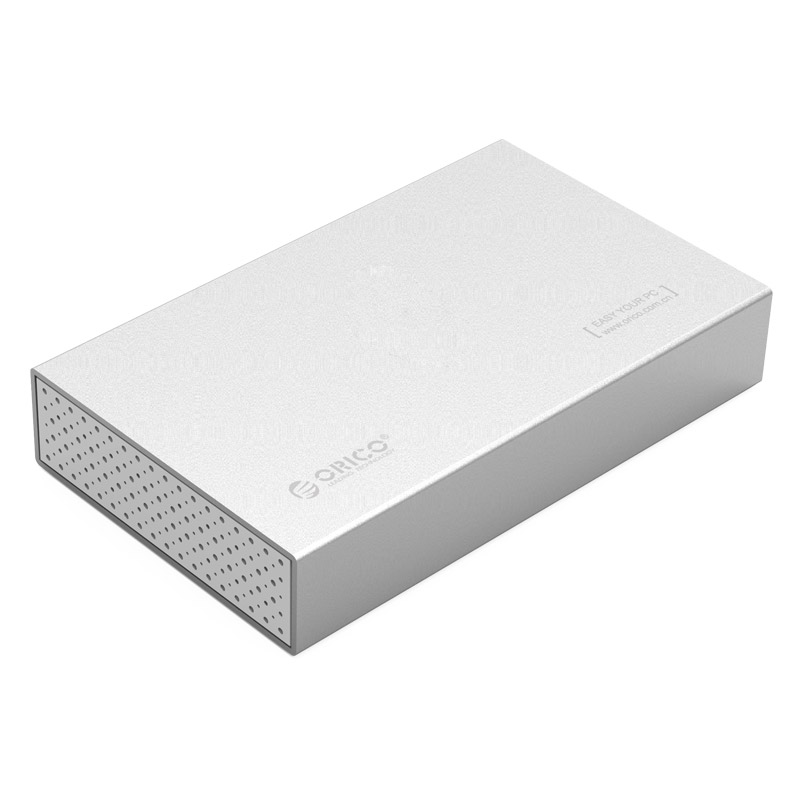 ORICO 3518S3 3.5 pouces boîte de disque dur sata3.0 boîte de disque dur de bureau USB3.0 boîte de disque dur mobile en alliage d'aluminium