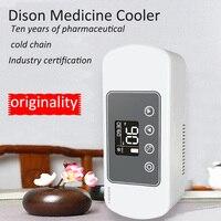 Portable Insulin Cold Boxes Pocket Refrigerator Medical Cooler Thermoelectric Cooler Drug Case