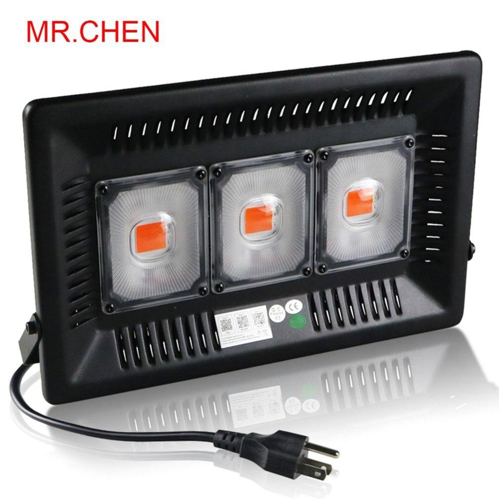 LED élèvent le plein spectre léger de l'épi 220 V 300 W de la lumière lumière LED I67 imperméabilisent la lumière extérieure de croissance de plantes de l'épi LED luminaire