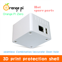 Orange Pi White Protective case,ABS Case, Only Suitable for Orange Pi Zero, cant hold Expansion Board inside