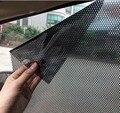 Coche que labra 2 unids/lote adhesivo Uv sombrilla Del Coche calcomanías electrostáticas auto suministros de sol-shading