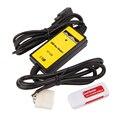 USB AUX для Honda Различные Модели Автомобиля CD MP3 Интерфейс USB Адаптер AUX In Вход Alpine YA005