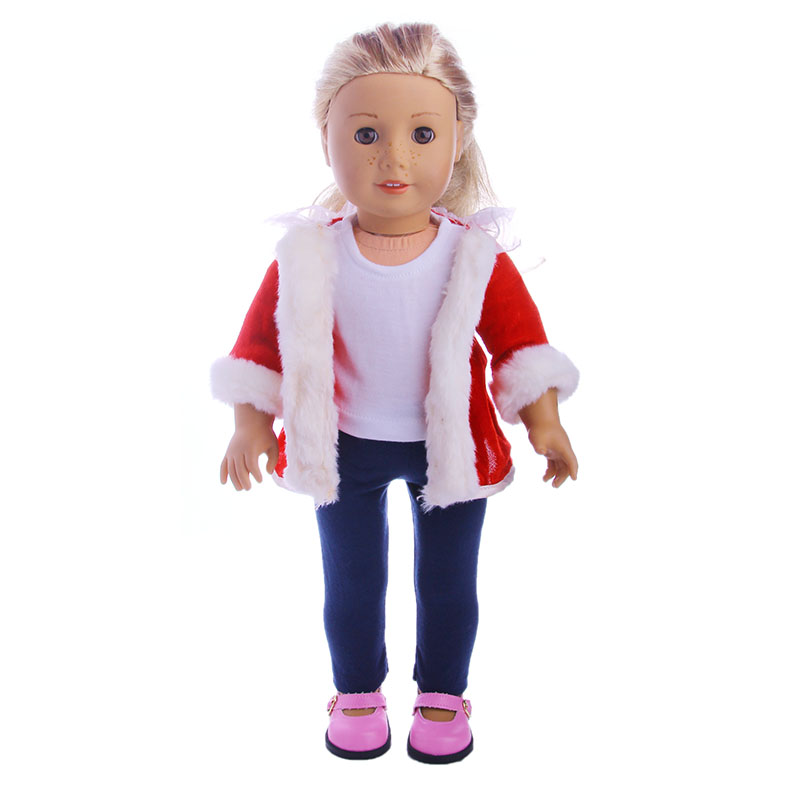 Pink Boat Shoes Fits 18 inch American Girl Dolls