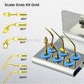 2 conjunto kit com titanium dicas para endo dental endo sekg DOENÇA FIT GNATUS NSK SATELEC DTE SCALER DENTAL PARA tratamentos dentários