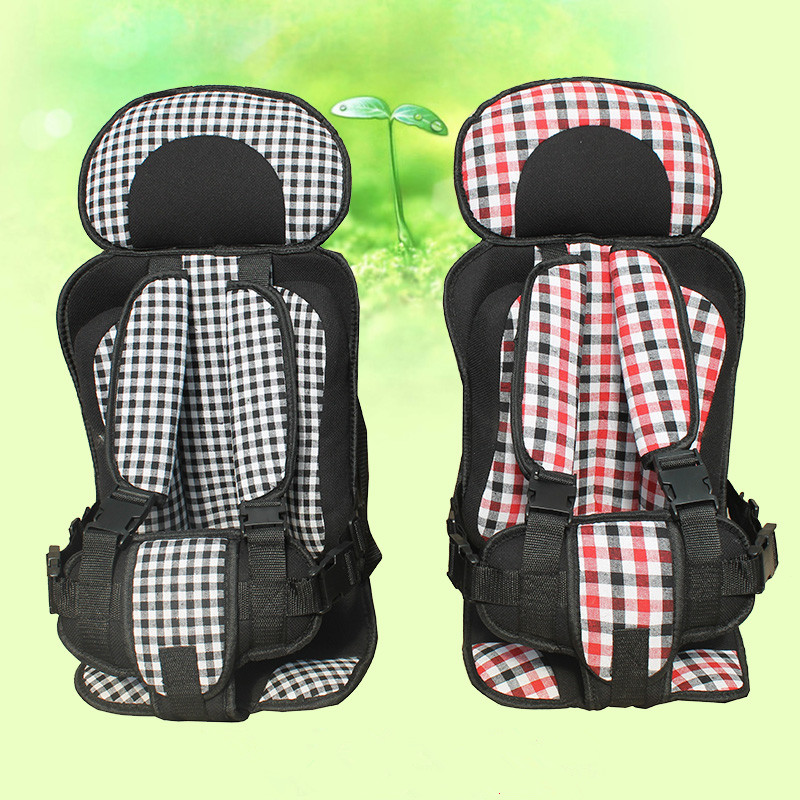 plus size 0 12 years old portable baby car safety seat kids car seat car chairs toddlers car seat cover harness free shipping in child car safety seats from