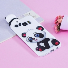 S7 sFor Coque Samsung Galaxy S7 Case Edge 3D Cartoon Cat Panda Soft Silicon Back Cover For Galaxy S7 S 7 Edge Capinha Housing samsung s view cover для samsung galaxy s7 edge