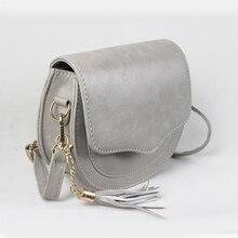 Women Messenger Bags Cute Simple PU Leather Crossbody