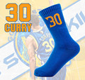 2016 Calcetines Hombre Socks Nylon Casual Men Special Offer Basket ball No.30 Curry Cotton Thick Wear For Man And Woman's Sock