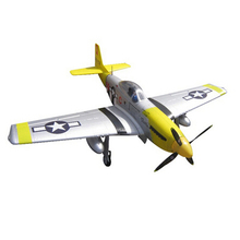 RC airplane 2.4Ghz airplanes  P51D frame with motor 1450mm radio control plane electric model hobby electric aircraft toys