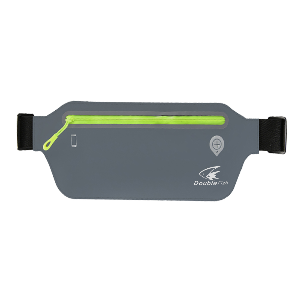 2018 Waist Bags Running Fanny Pack Women Waist Pack Pouch Belt Bag Men Purse Mobile Phone Pocket Case Camping Hiking Sports Bag in Running Bags from Sports Entertainment