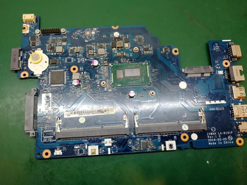 font b Acer b font macro E5 571 E5 531 motherboard i3 CPU LA B161P