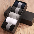 Business Men socks harajuku calcetines hombre plain classic sock men breathable solid cotton socks 10pcs=5pair per lot No Box