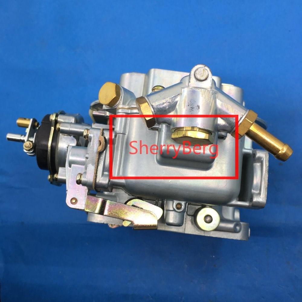 US $172 55  new replacement 32/36DGV MANUAL CHOKE Weber/EMPI type  Carburetor carb for FIAT FORD 2 barrels carbs-in Carburetors from  Automobiles &