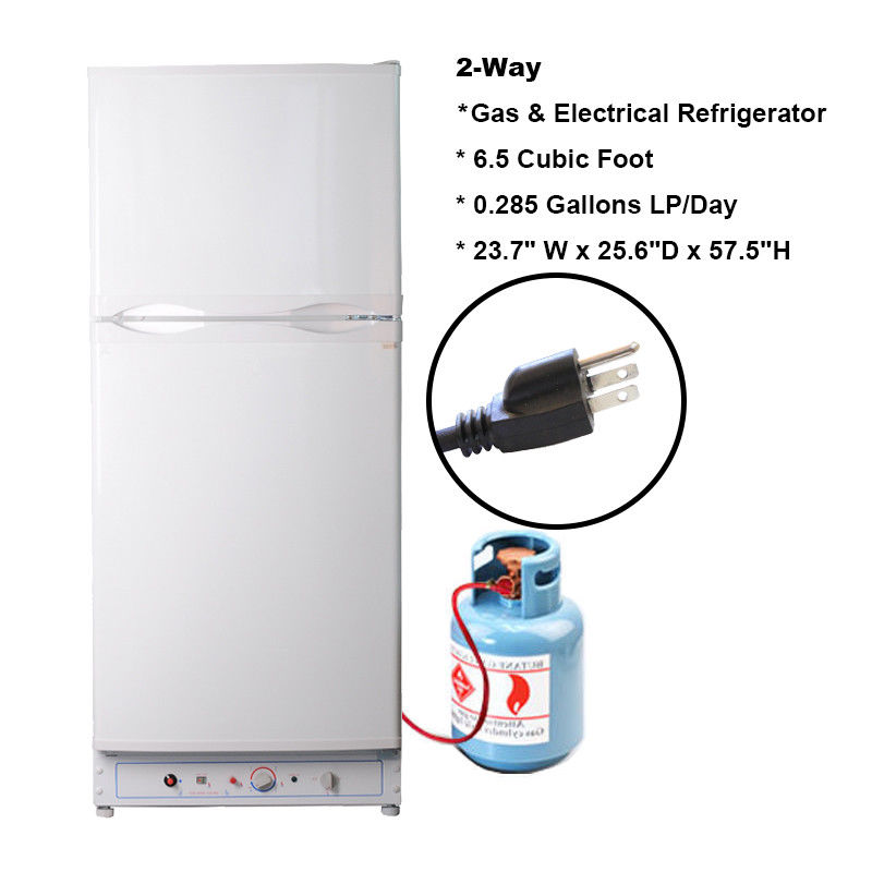 Propane Refrigerator For Sale >> Smad Electric Propane Fridge Compact Rv Refrigerator Ac110v Lpg 6 5