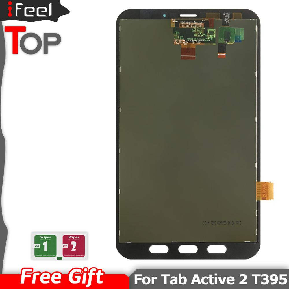 Samsung Galaxy Tab Active 2 8.0 SM-T395 T390 LCD Display Touch Screen Assembly