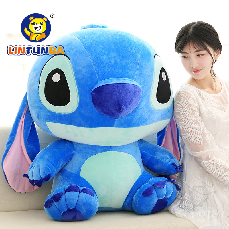Kawaii Lilo Stitch Plush Toys Dolls Children's Stuffed Soft Toy Popular Toy Christmas Gift For Baby Birthday