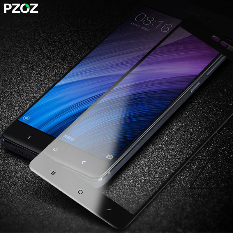 Image 5 - PZOZ xiaomi redmi 4x 5 plus glass tempered cover prime screen protector redmi 4x glass protective Clear phone xiomi redmi 5 film-in Phone Screen Protectors from Cellphones & Telecommunications on