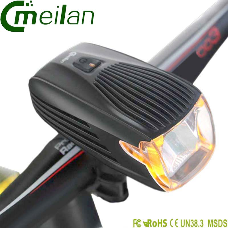 Led bicycle light bike Front Light Germany Stvzo Smart MTB Usb rechargeable Lamp Cycling accessories (RED Discontinued