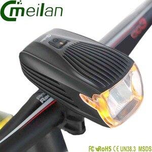 Led bicycle light bike Front L