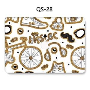 Image 3 - Fasion For Notebook MacBook Laptop Case Sleeve Cover For MacBook Air Pro Retina 11 12 13 15 13.3 15.4 Inch Tablet Bags Hot Torba