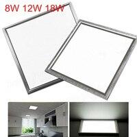 300*300mm led panel light embedded 8w 12w 18w LED kitchen lights bedroom lamp office lighting LED integrated ceiling lights