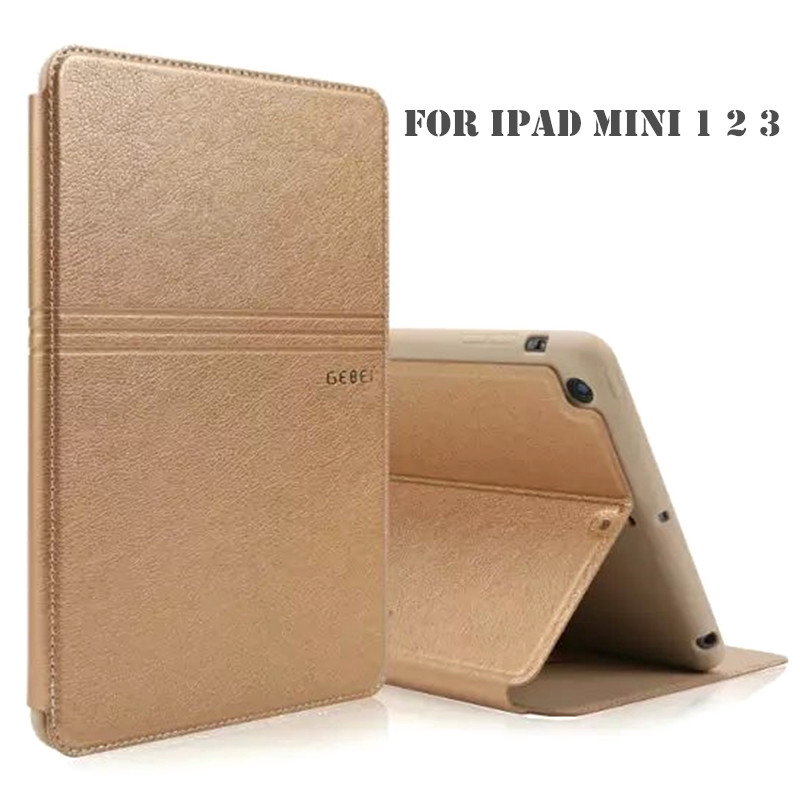 Luxury Ultra Thin Smart Case for iPad Mini Flip Leather Wallet Stand Cover for iPad Mini 2 Retina iPad Mini 3 with Card Holders водонагреватель проточный atmor basic 3 5 квт кухня