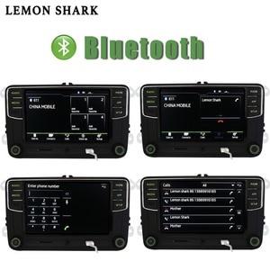 Image 5 - Yeşil Android otomatik Carplay Noname RCD330G RCD330 artı yeşil düğme araba radyo 6RD 035 187B Skoda Octavia Fabia Superb yeti