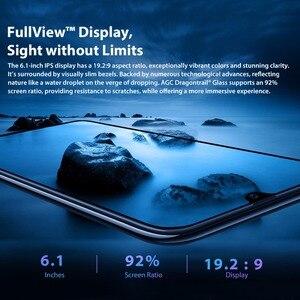 Image 5 - Blackview a60 smartphone android ir 8.1 4080mah bateria 19:9 6.1 polegada câmera dupla 1gb ram 16gb rom telefone móvel 13mp + 5mp câmera