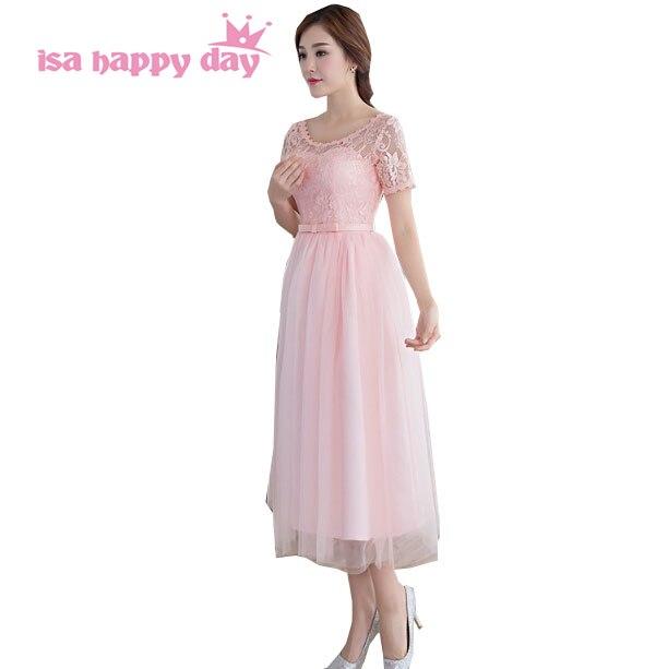 Us 24 6 5 Off Vestidos De Festa Tulle Y Short Designer Prom Gown Tea Length Gowns Dress 2019 Special Occasion Dresses New Arrival H3894 In