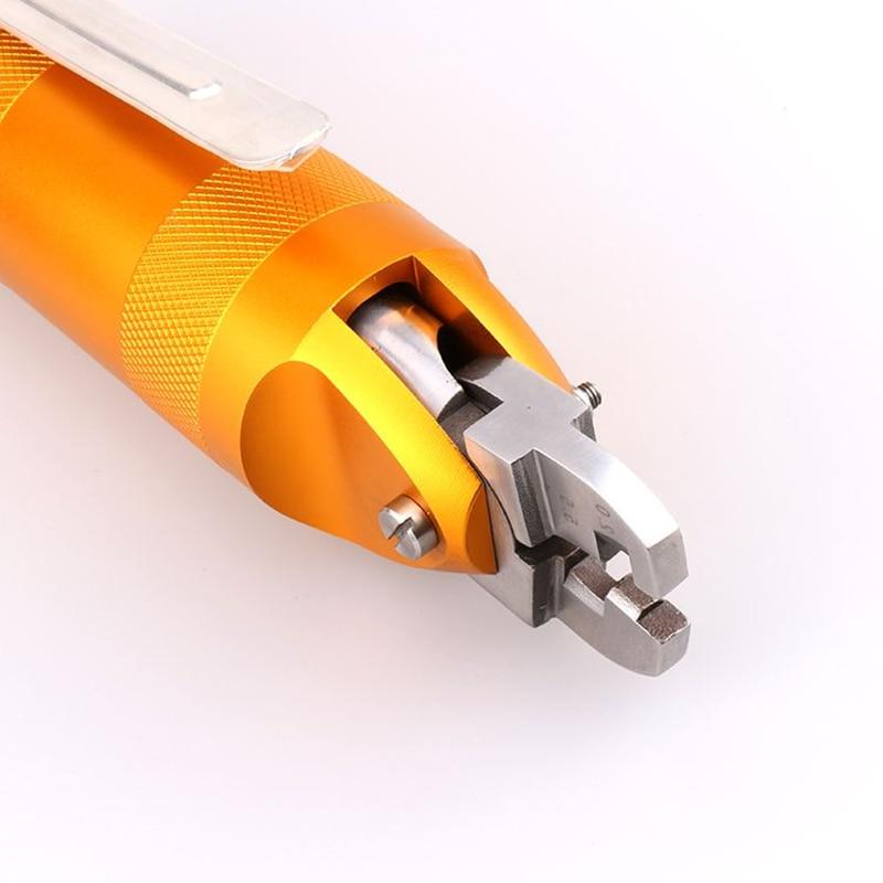 pneumatikus sorkapocs-szerszám levegőnyomás-rögzítő fogók - Elektromos kéziszerszámok - Fénykép 6