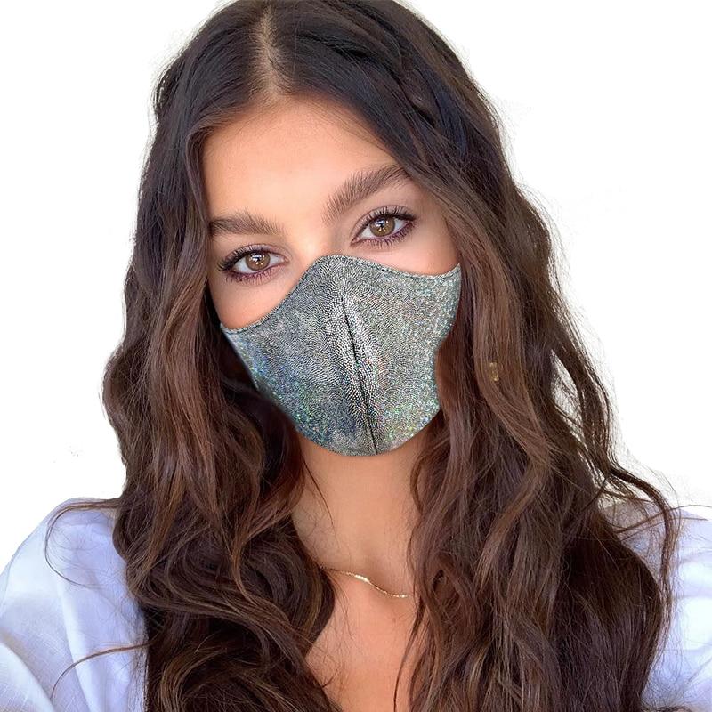 GLORSUN 1PCS Cotton Dustproof Mouth Face Mask Cartoon Kpop Women Men Muffle Face Mouth Masks Anti Bacterial Virus Pollen Dust