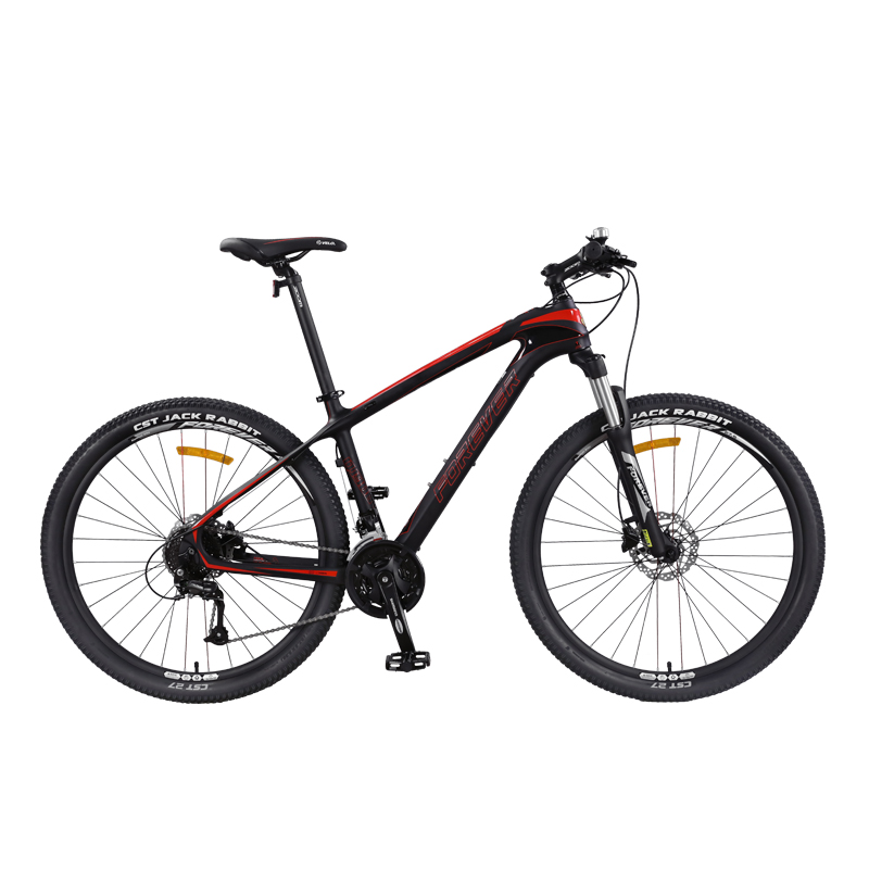 Carbon Fiber Horizon Mountain Bike  Adult Male Variable Speed/Oil Disc Cross-Country Bike Racing.