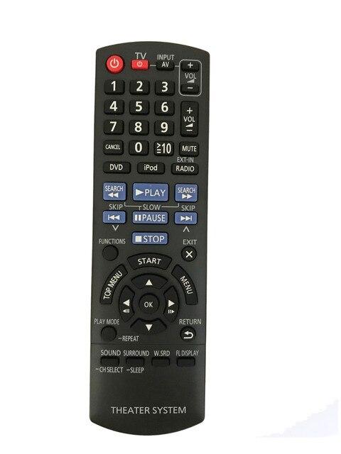 new n2qayb000623 remote control for panasonic sc xh150 sa xh150 home rh aliexpress com Manual Panasonic Radio Panasonic Cordless Phone KX-TG155SK User Manual