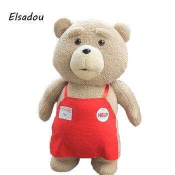 Kuscheltiere 2018 Movie Teddy Bear Ted 2 Plush Toys Soft Stuffed Animals & Plush