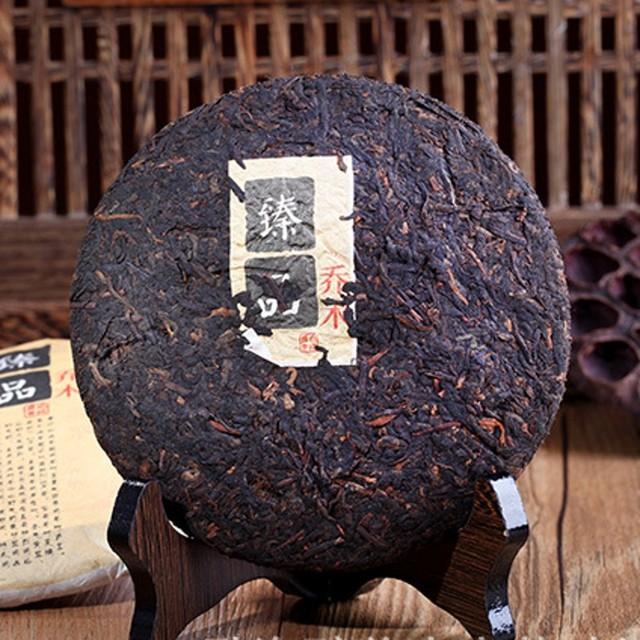 More than 30 years old Pu er tea Ripe Puer Tea China yunnan puerh  Pu'er Weight loss Green Food Health Care tea Freeshipping