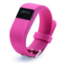 Wasserdichte Bluetooth Smart Armband Smartwatch mit Pulsmesser Band Armband für iPhone Xiaomi Samsung S6 S5 S4 Anmerkung3