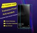 De alta calidad 2.5d 0.2mm anti-explosión de cristal templado película protectora protector de pantalla para huawei mate 8