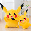 25cm Anime Toypia Pikachu Plush Toys Very Cute Pokemon Gift for Children's Japan Cute Cartoon Pikachu Dolls Free Shopping