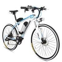 21 Hız, 26 inç * 1.95, 36/48 V, 240 W, alüminyum Alaşım Çerçeve, elektrikli Bisiklet, dağ Bisikleti, güçlü Güç.