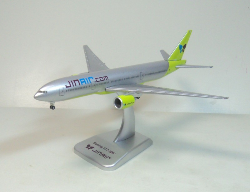 1:400 JINAIR 777-200ER Hogan Korea Kim aircraft model ana ys 11 alloy hogan 1 200 ja8756 ana aircraft model