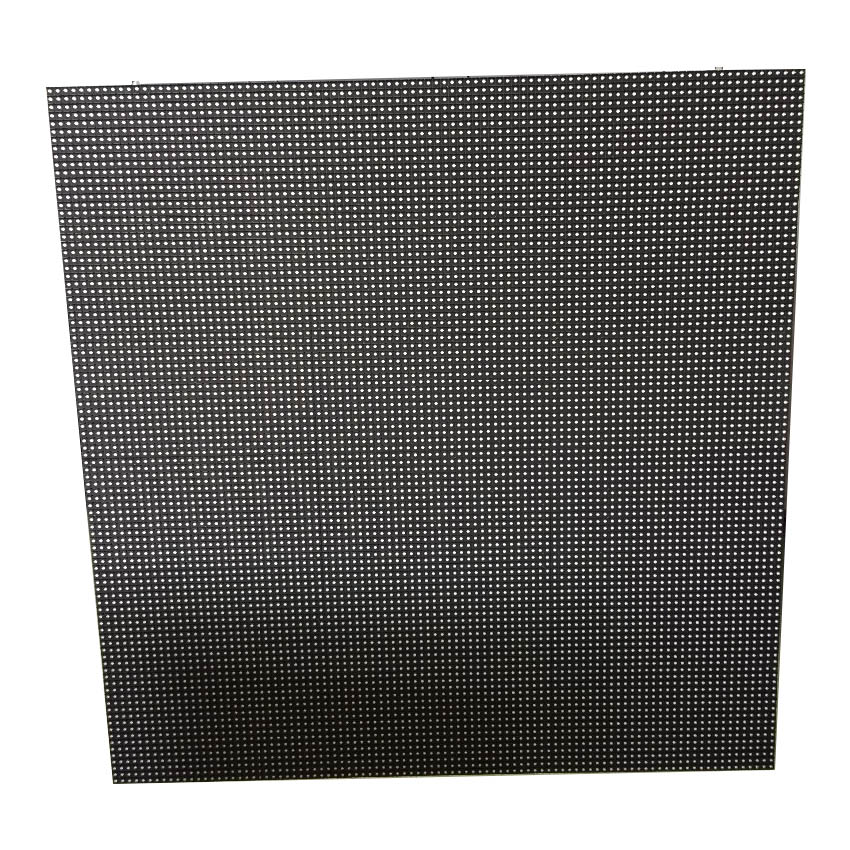 Iron Cabinet 960x960mm Outdoor P10 Football Basketball Court LED Screen Stadium Perimeter P16 P20 Soccer Field Led Display