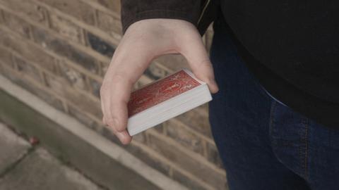 truques de magica jogando cartas edicao limitada pin