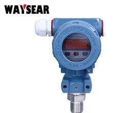 Интеллектуальный светодиодный цифровой датчик давления 4-20mA рассеянный силиконовый датчик давления 0,16-60Mpa датчик давления