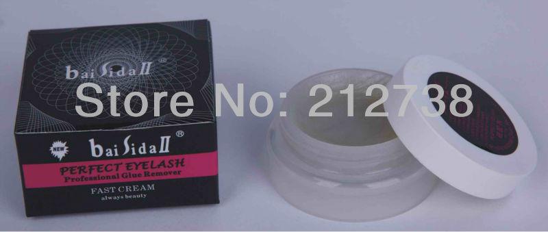 10 ml Baisida extensão de cílios falsos cola adesivo removedor, Limpeza, Creme removedor de cola desligante