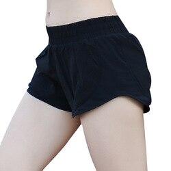 NWT Women Yoga Professional Sports shorts running short quick dry exercise workout training Shorts Free shipping