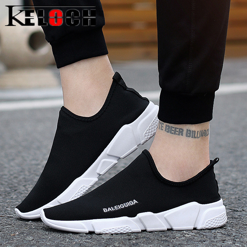 Keloch High Quality Sneakers Women Slip On Ladies Casual Shoes Women Spring Summer Loafers Female Flats Shoes Tenis Feminino new 2017 spring summer women shoes pointed toe high quality brand fashion womens flats ladies plus size 41 sweet flock t179