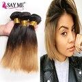 "Honey Blonde Brazilian Straight hair 3pcs/lot, Blonde brazilian hair weave bundles 10"" brazilian Virgin human Hair extensions"