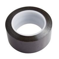 5PCS/lot 0.15 mm thickness & 100 mm width & 33 m long One side Self adhesive High Temperature Heat Resistant Polyimide Tape